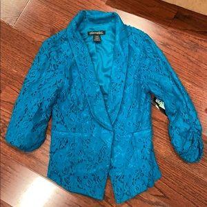 Jackets & Blazers - 🌼3 for $26🌼 🆕Laced blazer